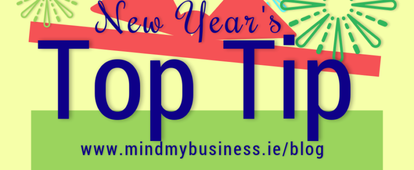 New Years Top Tip for Businesses in Ireland
